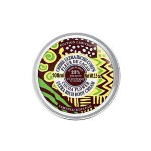 Limited Edition Cocoa Flower Ultra Rich Shea Body Cream Beauty