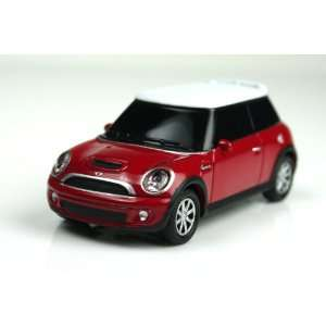2nd Gen. Mini Cooper USB Flash Drive 4GB   RED Kitchen