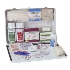 Medique Large Vehicle First Aid Kit, Filled #807M1