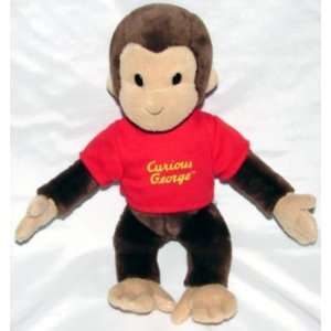 11 Curious George Classic Kohls Plush Toys & Games
