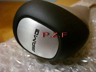 Mercedes AMG Style Shift Knob For W124 W201 W202