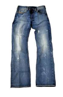 250 DIESEL ZATINY 71J BOOTCUT JEANS AUTHENTIC BNWT