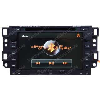 Chevrolet Epica 05 10 Car GPS Navigation IPOD  Radio Bluetooth TV