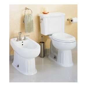Toilets Bidets 6140 020 Balboa II 2 Piece Water Closet Elongated Black