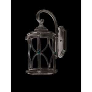 Troy Lighting B2072ANB Woodridge   Two Light Outdoor Medium Wall
