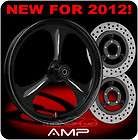 CHROME WANARYD AMP FRONT WHEEL TIRE HARLEY FLH FLHR FLHX FLTR items in