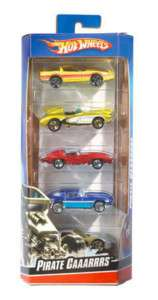 Hot Wheels 5 Car Set A9 MMT1806