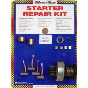 Victory Lap CRS 03 Starter Repair Kit Automotive