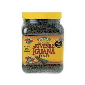 Zoo Med Laboratories Iguana Food All Natural 10 Ounces