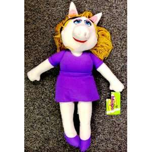 Disney the Muppets Miss Piggy 20 Plush Doll Toy Toys & Games
