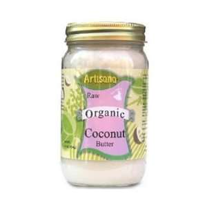 Astisana Raw Organic Coconut Butter, 16oz Health