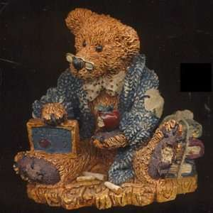 Boyds Bears & Friends   Wilson The Perfesser   Style