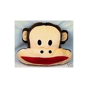 Paul Frank Julius Monkey Plush Pillow