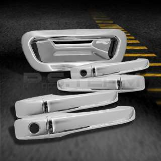 05 08 MAGNUM CHROME DOOR HANDLE+TAILGATE HANDLE COVER