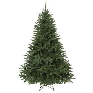 Evergreen Unlit Christmas Tree Carolina Spruce