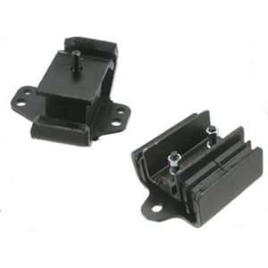 #M242 98 04 Nissan Frontier 2.4L Engine Motor Mount Set 2