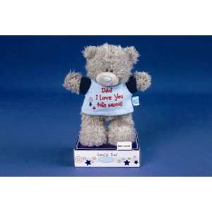 Me to You Tatty Teddy Bear 6(15.24) DAD I Love YOU Toys