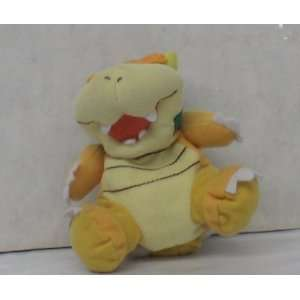Nintendo Super Mario Bros. Bowser 8 Bean Bag Plush Doll