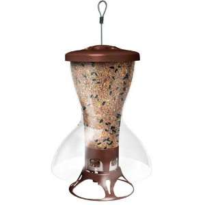Opus The Bird Shelter Squirrel Proof Feeder