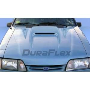 1987 1993 Ford Mustang Duraflex Spyder3 Hood Automotive