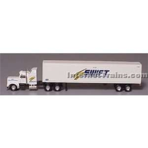 Con Cor N Scale Semi Truck w/48 Trailer   Swift Toys