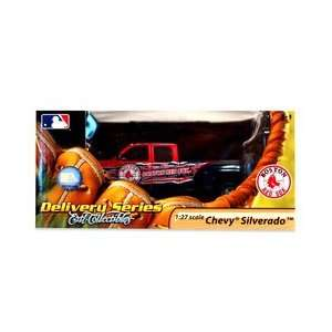 Boston Red Sox Die Cast Chevy Silverado in 127 Scale