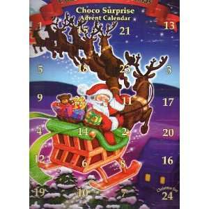 Chocolate Advent Calendar Countdown To Christmas [Kitchen