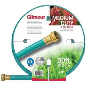 Gilmour 15 58050 5/8 X 50 4 Ply Medium Duty Hose