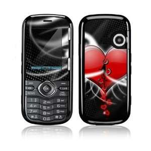 Devil Heart Design Protective Skin Decal Sticker for LG Cosmos VN250