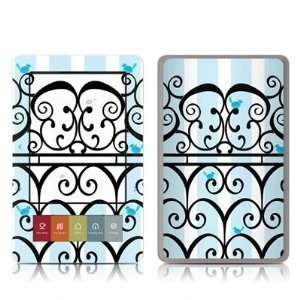 Birdfeeder Design Protective Decal Skin Sticker for Barnes