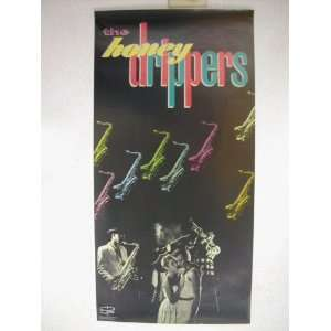 Honeydrippers Poster Led Zeppelin Robert Plant The