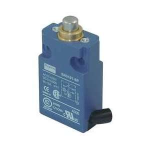 Dayton 12T944 Mini Limit Switch, SPDT, Vert, Plunger