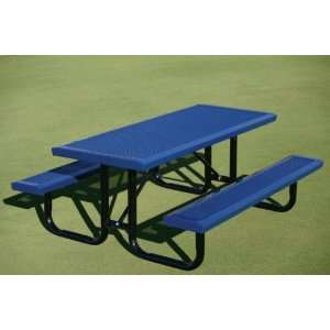 ft. Table  .75 in. 9 Expanded Metal   Portable