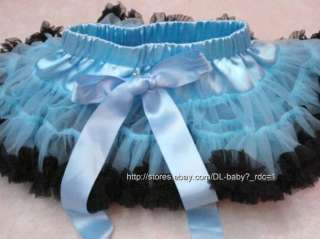 Pettiskirt bow Ballet child kids baby toddler girl Skirt Tutu 1 7 yrs
