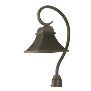 World Imports WI6130506 One Light Post Mount Flemish