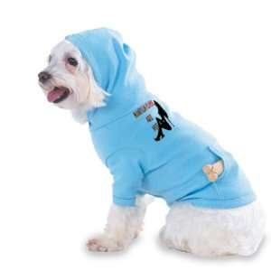 PLAYERS Are Hot Hooded (Hoody) T Shirt with pocket for your Dog
