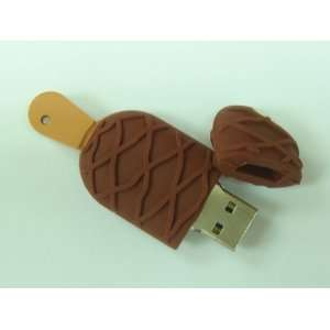 4g Cartoon Icecream Shaped USB Flash Stick Drive