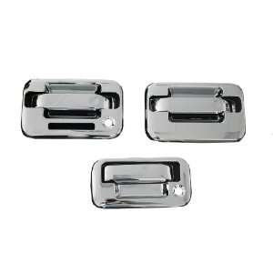 Ford F150 Chrome Door Handles Tailgate Covers 2004 2010 driver side