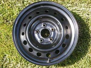 NISSAN ALTIMA 16 X 7 OEM STEEL WHEEL RIM # 62480