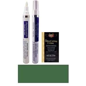 com 1/2 Oz. Shale Green Metallic Paint Pen Kit for 2000 Chrysler Town