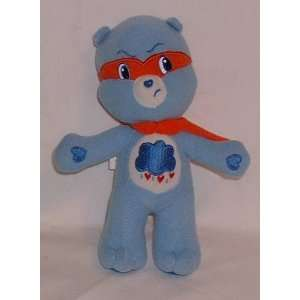 8 Superhero Grumpy Bear; Care Bears Plush Toys & Games