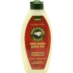 Roots of Nature Shea Butter Green Tea Strengthening Oil Moisturizer, 8
