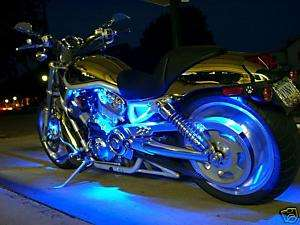 36 LED Motorcycle Lights Kit Harley Street Glide Bob