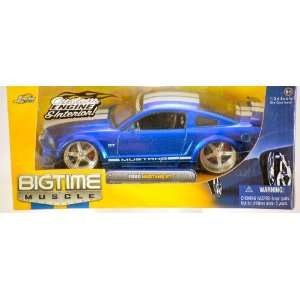 2006   Jada Toys Inc   Big Time Muscle Series   Ford Mustang