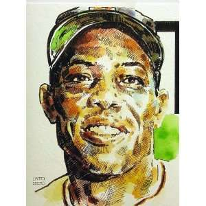Willie Mays San Francisco Giants Print