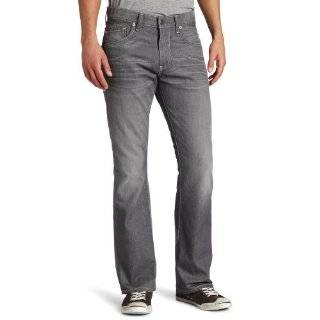 Levis Mens 527 Low Rise Boot Cut Decker Jean Clothing