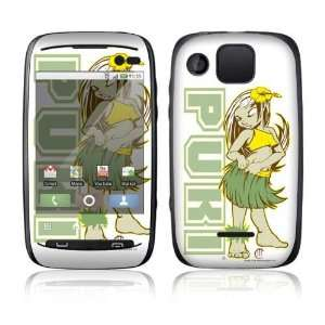 Puni Doll Decorative Skin Decal Sticker for Motorola