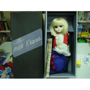 1983 MARGARET KEANES SIGNATURE COLLECTION INTERNATIONAL BIG EYE DOLL