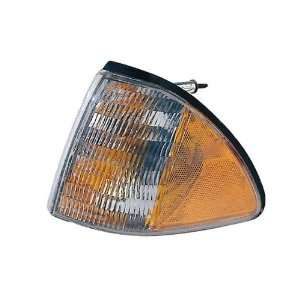 Ford Mustang Driver Side Replacement Turn Signal Corner