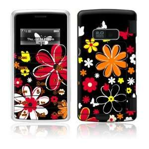 Lauries Garden Design Protective Skin Decal Sticker for LG